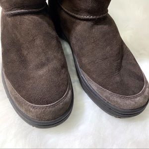 UGG Shoes - Ugg Ultimate Tall Braided Boots Winter Style 5340